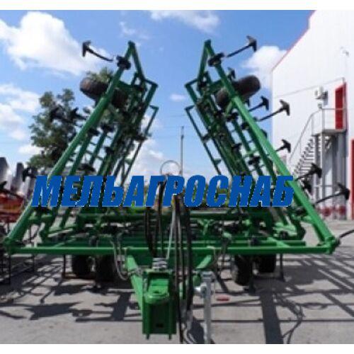 СЕЛЬХОЗТЕХНИКА - Культиватор сплошной обработки АК- 9,7 м