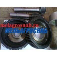 Сателлитная пара к редуктору тестомесильной машины ТММ-140