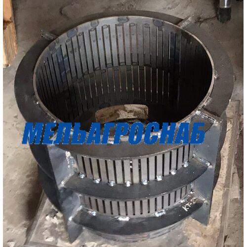 ОБОРУДОВАНИЕ ДЛЯ ХЛЕБОПЕКАРНОЙ И КОНДИТЕРСКОЙ ПРОМЫШЛЕННОСТИ- Ротор (барабан )  к клеверотерке КТ-250