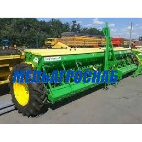 СЕЛЬХОЗТЕХНИКА - Сеялка зерновая 40 рядная Agrolead