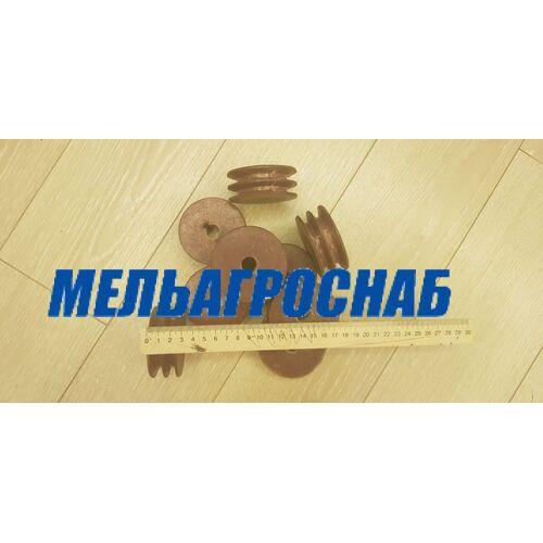 ОБОРУДОВАНИЕ ДЛЯ ХЛЕБОПЕКАРНОЙ И КОНДИТЕРСКОЙ ПРОМЫШЛЕННОСТИ - Шкив  0,37  на двигатель к приводу поворота к тестомесу Л4-ХТВ