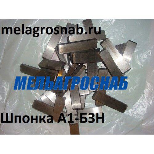 МЕЛЬНИЧНО-ЭЛЕВАТОРНОЕ ОБОРУДОВАНИЕ - Шпонка А1-БЗН.07.003