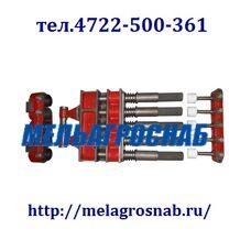 Сменные узлы на бараночную машину Б4-58