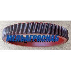 Венец червячного колеса для привода месильного органа тестомеса Т1-ХТ2А