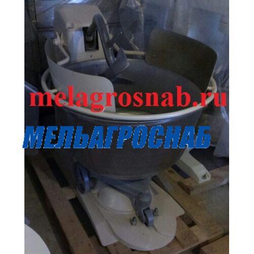 ОБОРУДОВАНИЕ ДЛЯ ХЛЕБОПЕКАРНОЙ И КОНДИТЕРСКОЙ ПРОМЫШЛЕННОСТИ - Машина тестомесильная ТММ-1М (Халвамес ТММ-1М)
