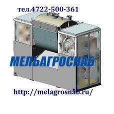 Тестомесильная машина для затяжного теста по типу MONDINI