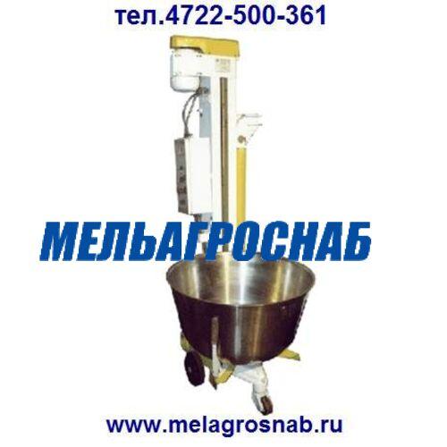 ОБОРУДОВАНИЕ ДЛЯ ХЛЕБОПЕКАРНОЙ И КОНДИТЕРСКОЙ ПРОМЫШЛЕННОСТИ - Дежеопрокидыватель А2-ХП2Д-1, А2-ХП2Д-2