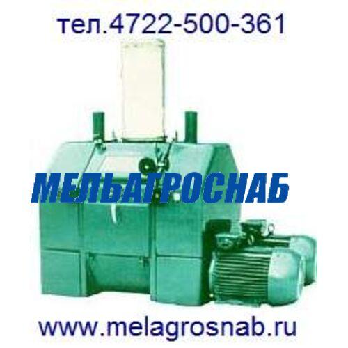 МЕЛЬНИЧНО-ЭЛЕВАТОРНОЕ ОБОРУДОВАНИЕ - Малогабаритный вальцовый станок ВМ2 - П