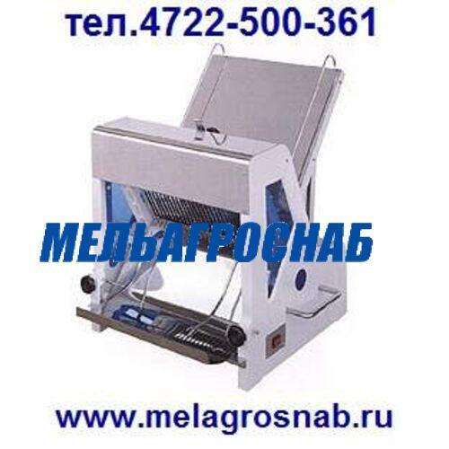 ОБОРУДОВАНИЕ ДЛЯ ХЛЕБОПЕКАРНОЙ И КОНДИТЕРСКОЙ ПРОМЫШЛЕННОСТИ - Машина для резки хлеба (слайсер) HL-52006