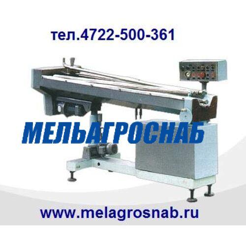 ОБОРУДОВАНИЕ ДЛЯ ХЛЕБОПЕКАРНОЙ И КОНДИТЕРСКОЙ ПРОМЫШЛЕННОСТИ - Машина карамелеобкаточная Б4-ШМП-1
