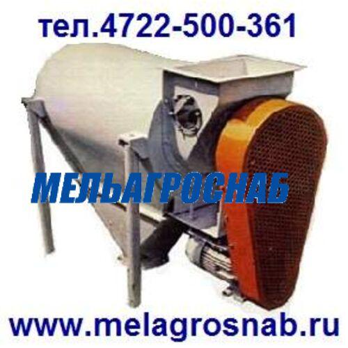 МЕЛЬНИЧНО-ЭЛЕВАТОРНОЕ ОБОРУДОВАНИЕ - Просеивающая машина А1-БПК, А1-БП2-К