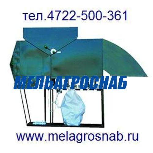 МЕЛЬНИЧНО-ЭЛЕВАТОРНОЕ ОБОРУДОВАНИЕ - Сепаратор ИСМ-10