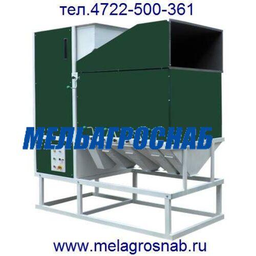 МЕЛЬНИЧНО-ЭЛЕВАТОРНОЕ ОБОРУДОВАНИЕ - Сепаратор ИСМ-40