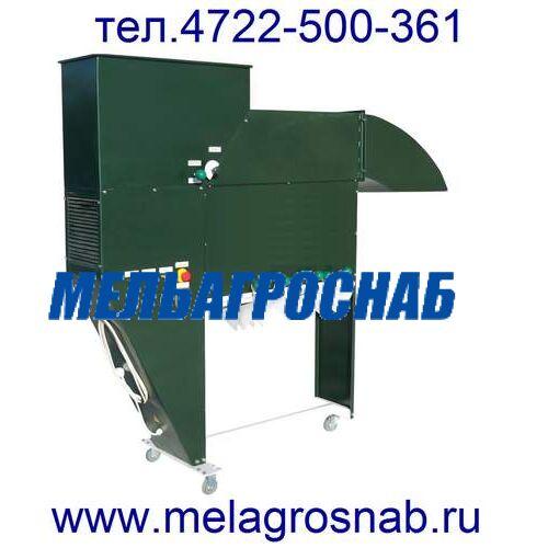 МЕЛЬНИЧНО-ЭЛЕВАТОРНОЕ ОБОРУДОВАНИЕ - Сепаратор ИСМ-5