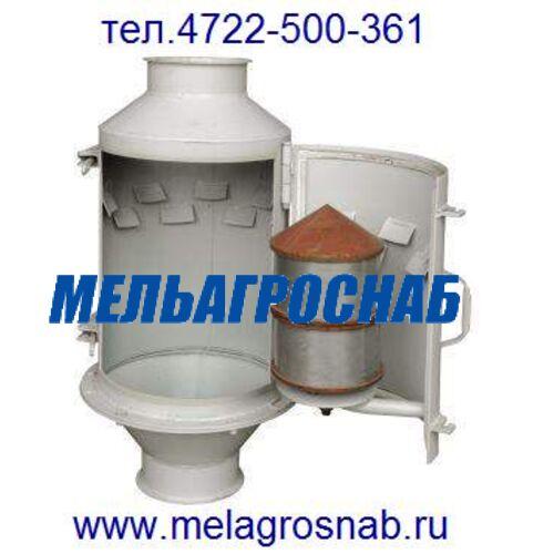 МЕЛЬНИЧНО-ЭЛЕВАТОРНОЕ ОБОРУДОВАНИЕ - Сепаратор магнитный БММ