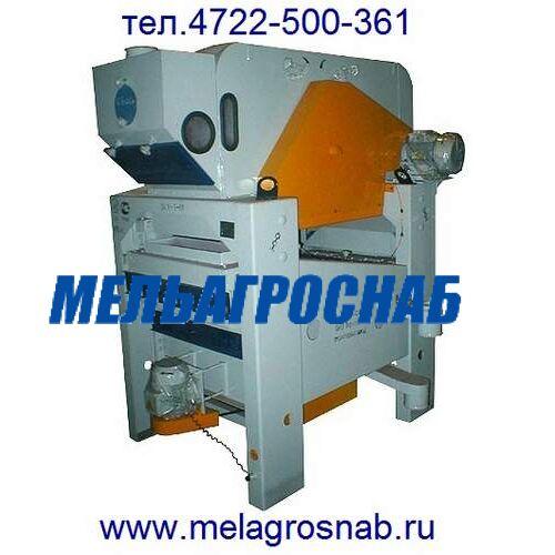 МЕЛЬНИЧНО-ЭЛЕВАТОРНОЕ ОБОРУДОВАНИЕ - Сепараторы зерноочистительные БСХ-3