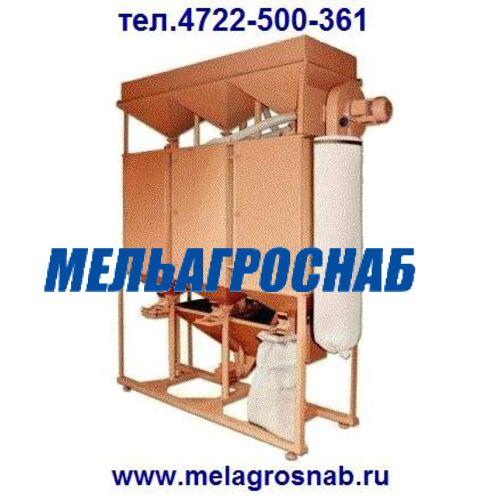 МЕЛЬНИЧНО-ЭЛЕВАТОРНОЕ ОБОРУДОВАНИЕ - Спиральный (винтовой) сепаратор УОК
