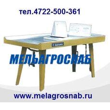 Стол универсальный температурный для охлаждения карамельной массы Ж7-УТС