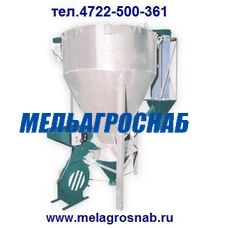 Установка по производству комбикормов Р6-УПК-00