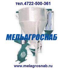 Установка по производству комбикормов Р6-УПК-01