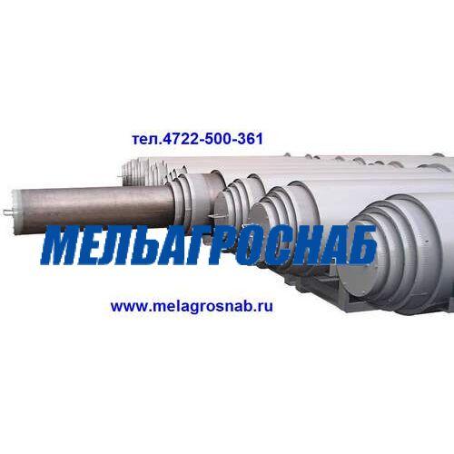 МЕЛЬНИЧНО-ЭЛЕВАТОРНОЕ ОБОРУДОВАНИЕ - Установка вентиляционная телескопическая ТВУ-2