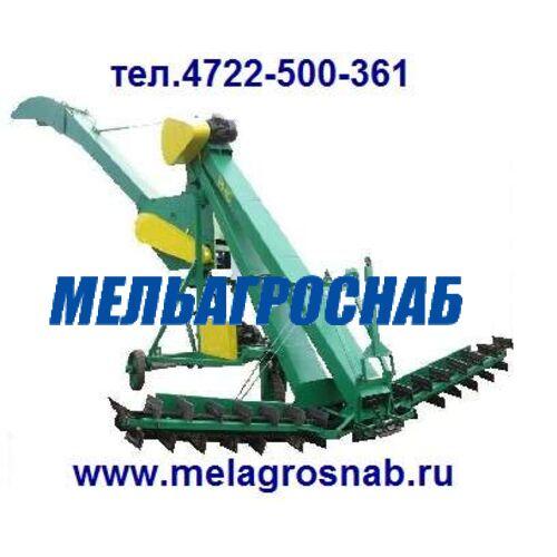 ПОДЪЕМНО-ТРАНСПОРТНОЕ ОБОРУДОВАНИЕ - Зернометатель ЗМ-60А