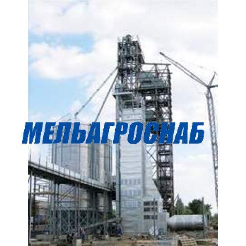 МЕЛЬНИЧНО-ЭЛЕВАТОРНОЕ ОБОРУДОВАНИЕ - Зерносушилка А1-ДСП-50
