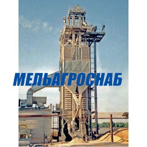 МЕЛЬНИЧНО-ЭЛЕВАТОРНОЕ ОБОРУДОВАНИЕ - Зерносушилка ДСП-25