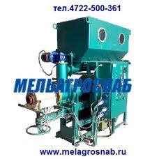 Экструдер для производства топливных брикетов из растительной биомассы ЕВ-350 50