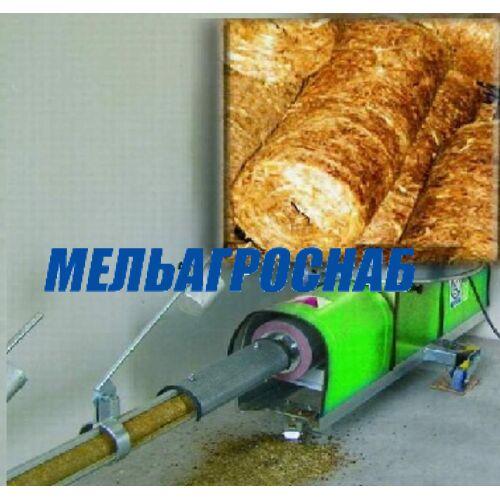 ДОПОЛНИТЕЛЬНОЕ ОБОРУДОВАНИЕ - Линии брикетирования соломы р6-лбс-50 и р6-лбс-100, производительностью 50 и 100 кг/час