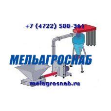 Агрегат размольно-смесительный АРС-Х400