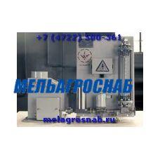 Аппарат для увлажнения зерна А1-БУЗ, А1-БАЗ