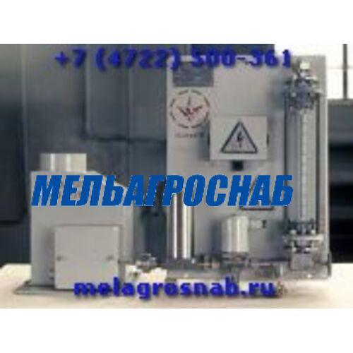 МЕЛЬНИЧНО-ЭЛЕВАТОРНОЕ ОБОРУДОВАНИЕ - Аппарат для увлажнения зерна А1-БУЗ, А1-БАЗ