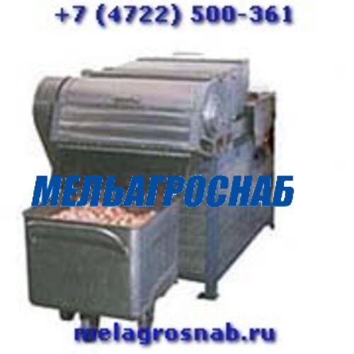 МЯСОПЕРЕРАБАТЫВАЮЩЕЕ ОБОРУДОВАНИЕ - Блокорезка - машина для измельчения блоков замороженного мяса ПМ-ФИБ-05