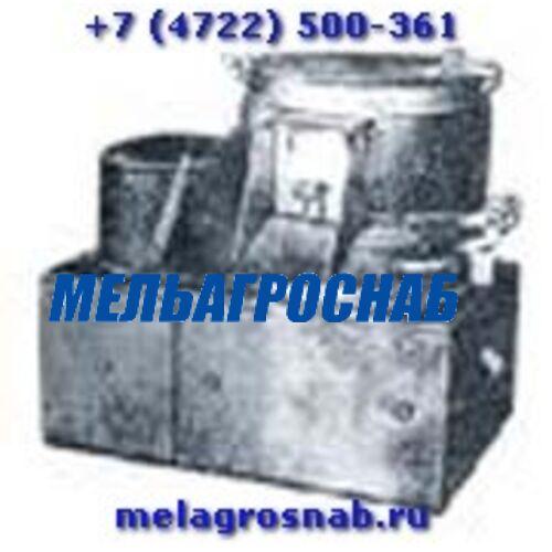 МЯСОПЕРЕРАБАТЫВАЮЩЕЕ ОБОРУДОВАНИЕ - Центробежный очиститель шерстных субпродуктов В2-ФОC