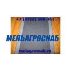 Фетровые вкладыши для люлек шкафов окончательной расстойки хлебопекарных печей