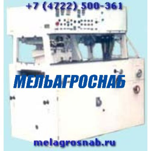 ОБОРУДОВАНИЕ ДЛЯ ХЛЕБОПЕКАРНОЙ И КОНДИТЕРСКОЙ ПРОМЫШЛЕННОСТИ - Глазировочная машина А2-ШГИ-1