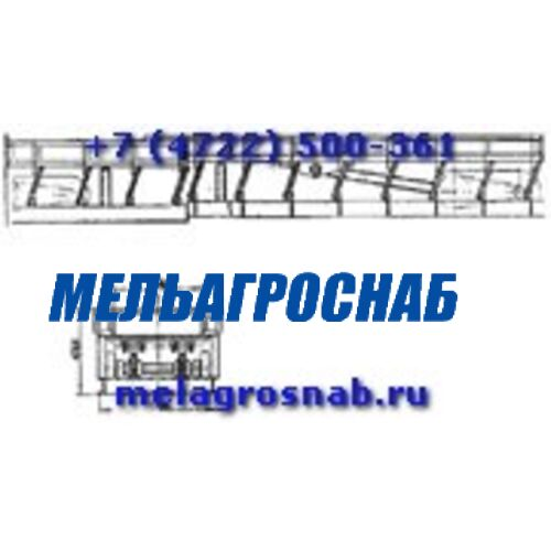 ОБОРУДОВАНИЕ ДЛЯ САХАРНОЙ ПРОМЫШЛЕННОСТИ - Конвейер качающийся Ш53-ПТА-6