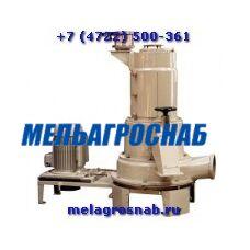 Машина шелушильно-шлифовальная А1-АКЗ-Ш