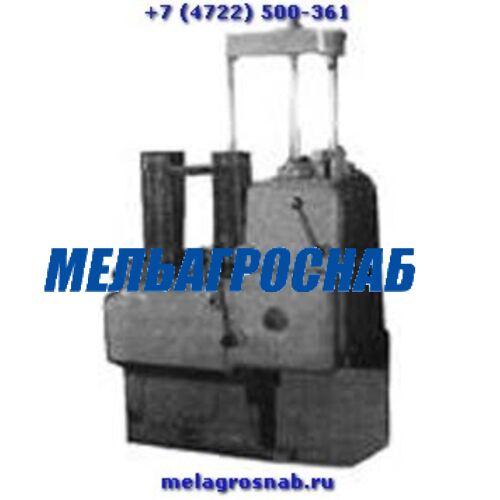 МЯСОПЕРЕРАБАТЫВАЮЩЕЕ ОБОРУДОВАНИЕ - Машина шпигорезная ФШГ вертикальная гидравлическая