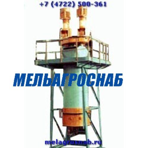 ОБОРУДОВАНИЕ ДЛЯ САХАРНОЙ ПРОМЫШЛЕННОСТИ - Пресс жомовый ПЖ-800