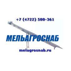 Продольная ленточная система пометоудаления под каждым ярусом (Украина)