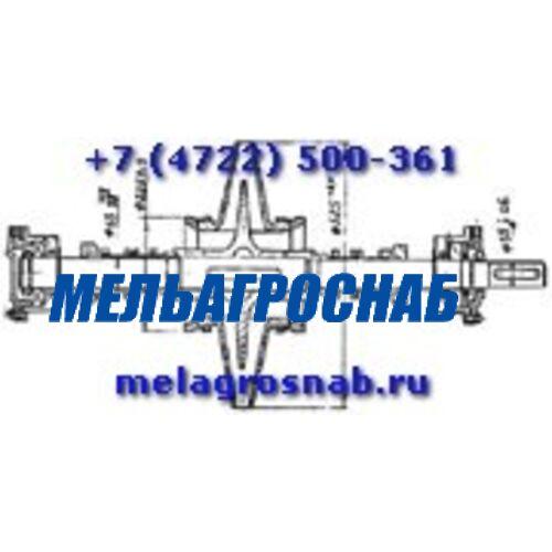 ОБОРУДОВАНИЕ ДЛЯ САХАРНОЙ ПРОМЫШЛЕННОСТИ - Ротор (вал в сборе к насосу 8 НДВ (Д 630-90))