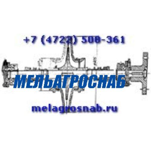 ОБОРУДОВАНИЕ ДЛЯ САХАРНОЙ ПРОМЫШЛЕННОСТИ - Ротор (вал в сборе к насосу П9-АНЦ-150-400 (ДЗ20-50))