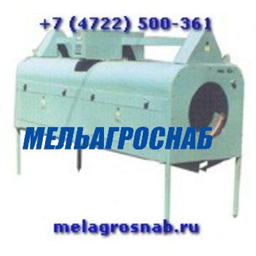 МЯСОПЕРЕРАБАТЫВАЮЩЕЕ ОБОРУДОВАНИЕ - Сепаратор для отходов и пера В2-ФЦ2-Л/37