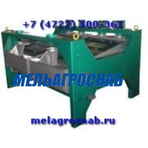 МЕЛЬНИЧНО-ЭЛЕВАТОРНОЕ ОБОРУДОВАНИЕ - Сепаратор Р6-СВС-100
