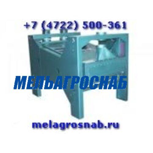 МЕЛЬНИЧНО-ЭЛЕВАТОРНОЕ ОБОРУДОВАНИЕ - Сепаратор Р6-СВС-12