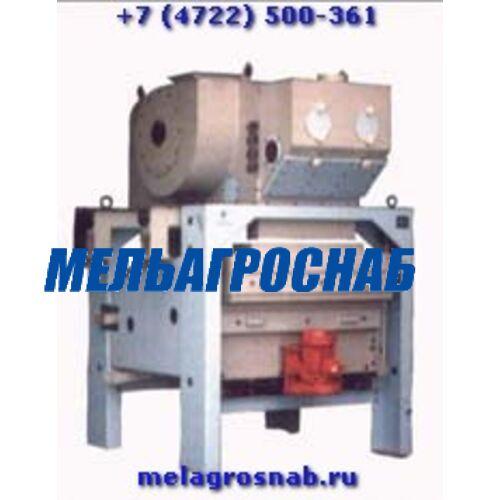 МЕЛЬНИЧНО-ЭЛЕВАТОРНОЕ ОБОРУДОВАНИЕ - Сепаратор зерноочистительный БМС-6