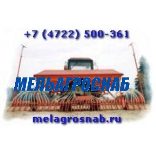 МЕЛЬНИЧНО-ЭЛЕВАТОРНОЕ ОБОРУДОВАНИЕ - Сеялки зерновые СПУ-6 и СПУ-6Д