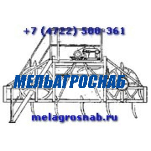 ОБОРУДОВАНИЕ ДЛЯ САХАРНОЙ ПРОМЫШЛЕННОСТИ - Соломоботволовушка горизонтальная СБГ-1060
